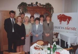 Budování a rozvoj adaptivní organizace TAURIS Siesta